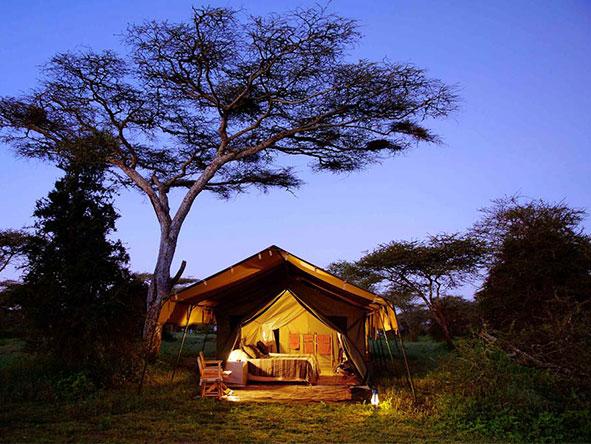 Luxury Mara, Serengeti & Zanzibar