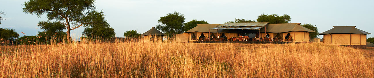 Singita Sabora Tented Camp