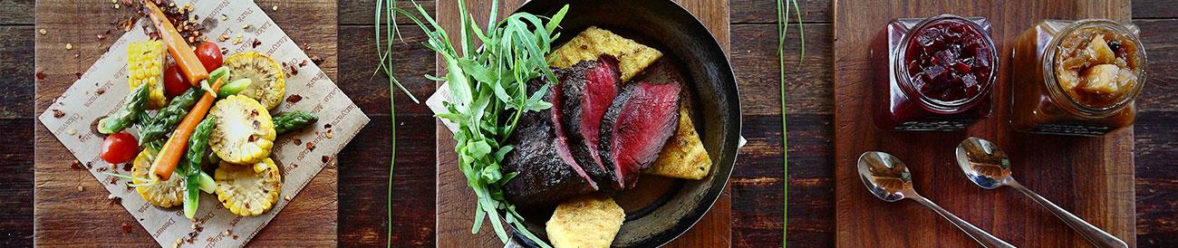 Blog categories - Food & Wine