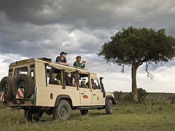 Mara, Serengeti & Selous