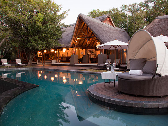 Luxury Spa & Safari Honeymoon