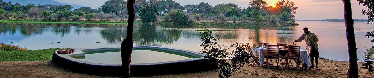 Victoria Falls & Zambezi Safari
