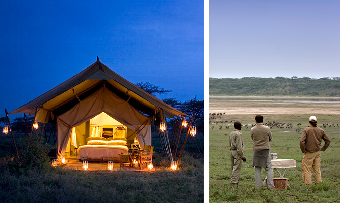 Where to Go in Africa in July - Tanzania