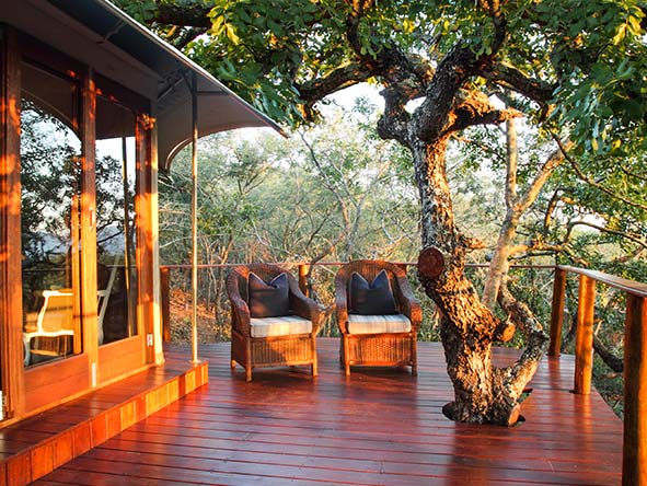 Thanda Tented Camp