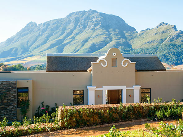 Delightful Cape, Winelands & Safari Escape