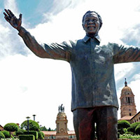 Mandela in Johannesberg: Featured Image