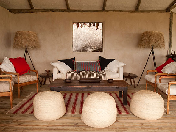 Lamai Serengeti Main Camp - decor