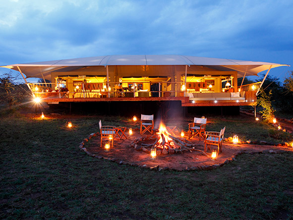 Mara Bushtops Camp - Gallery 6