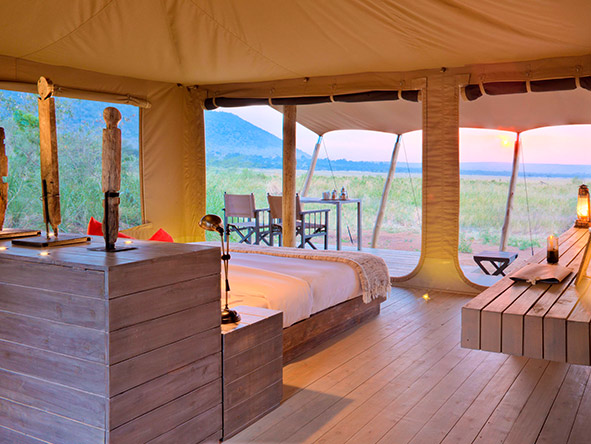 Kichwa Tembo Tented Camp - Gallery 1