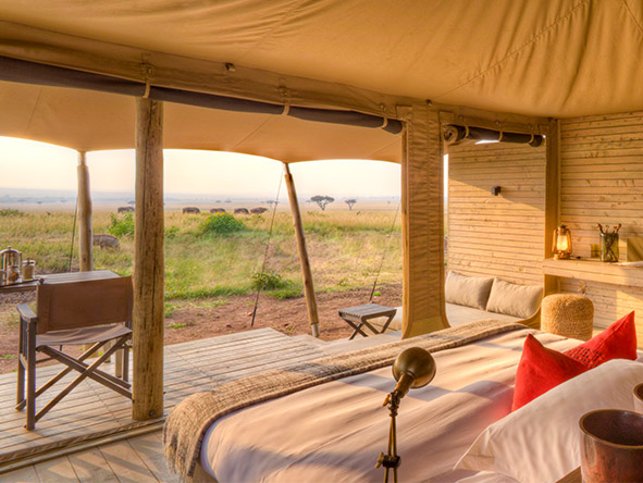 Kichwa Tembo Tented Camp - Gallery 2