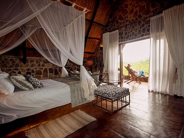 Matobo Hills - Big Cave Camp