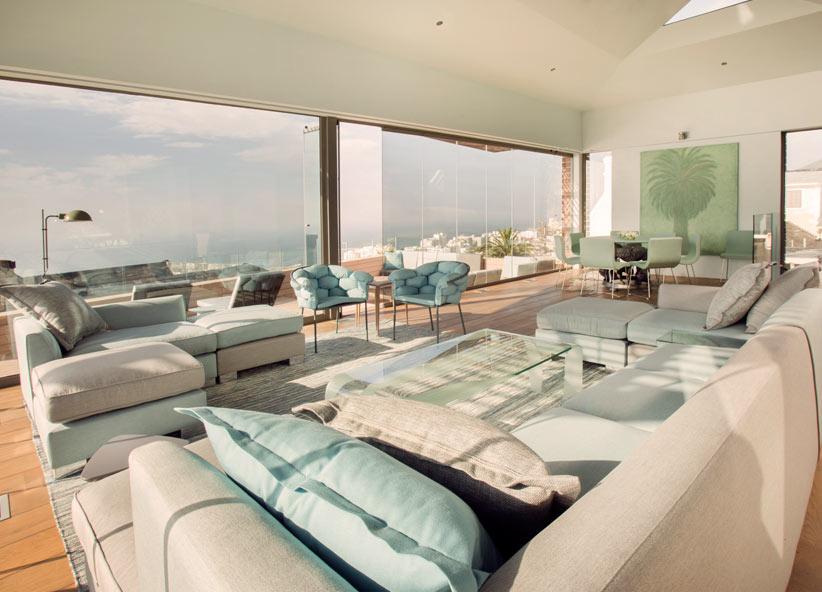 Ellerman Villa lounge
