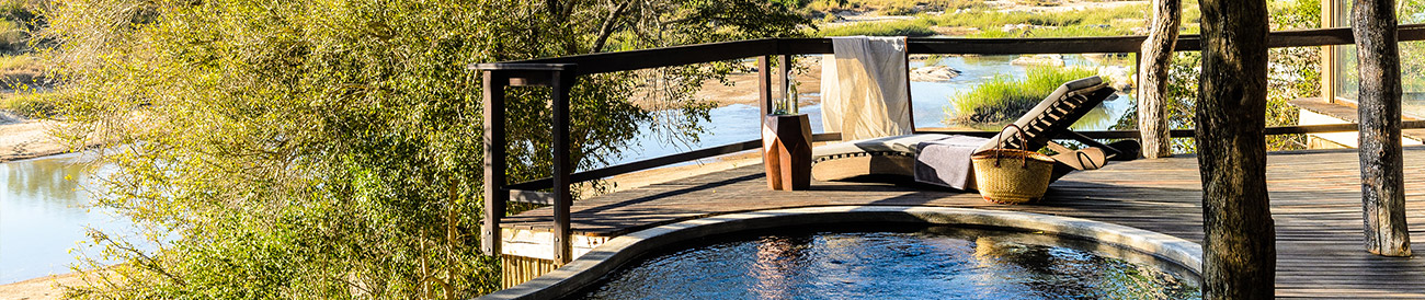 Singita Boulders Lodge - Banner 2