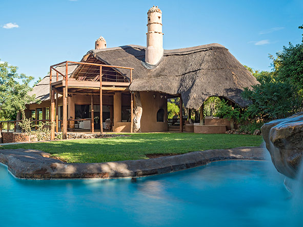 Royal Madikwe - lodge