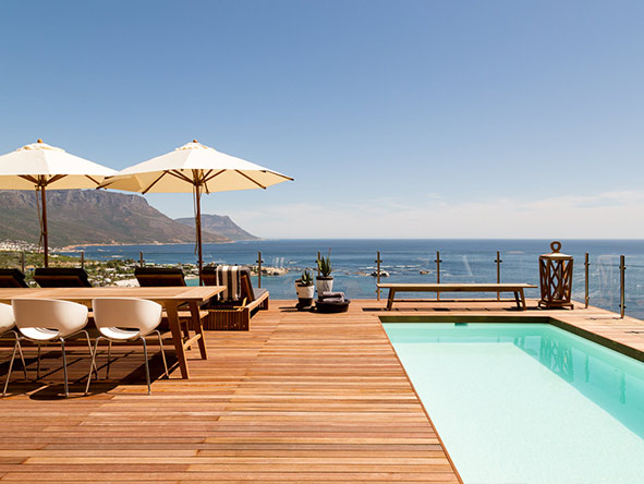 Cape View Clifton - pool