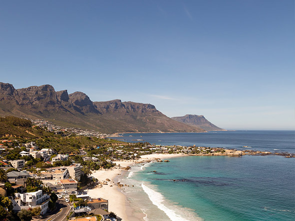 Cape View Clifton - view