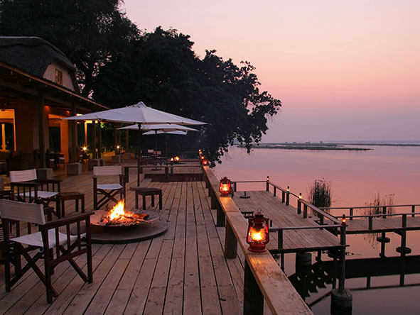 Three Sanctuaries Safari in Zambia - lodge