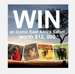 Win an iconic East African Safari