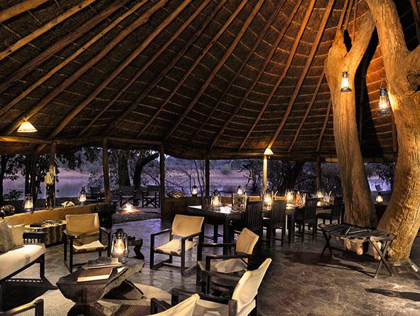 Kaingo dining area