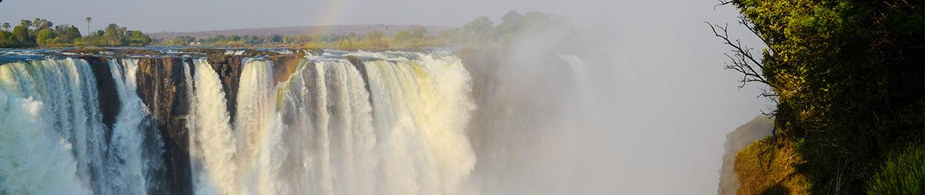 Victoria Falls Family Holiday