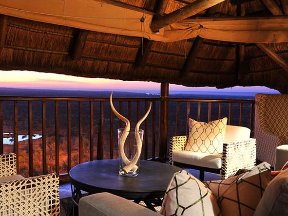 Victoria Falls Safari Lodge - interior