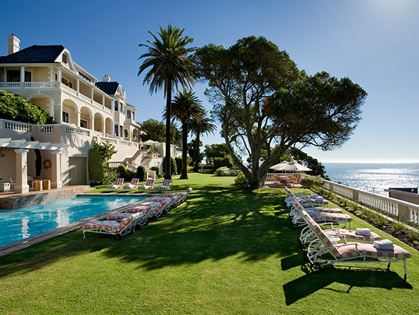 Ellerman House offers perhaps the most luxurious & exclusive accommodation in Cape Town.