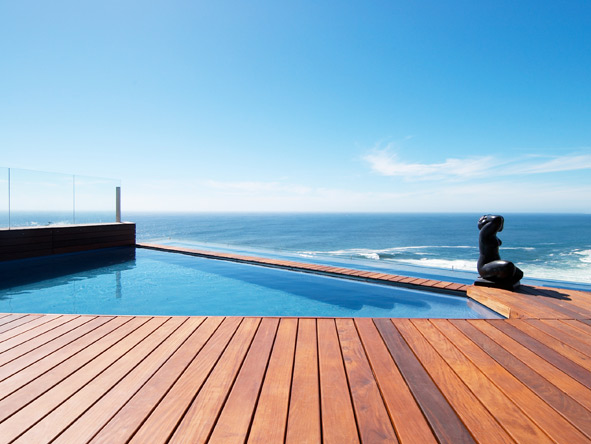 Clean lines, appealing design & the best views in town - welcome to Ellerman House.