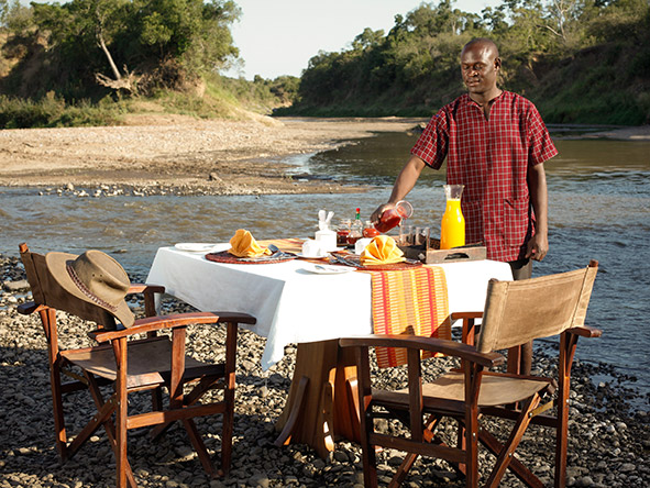 Mara Ngenche Safari Camp - Galley 1