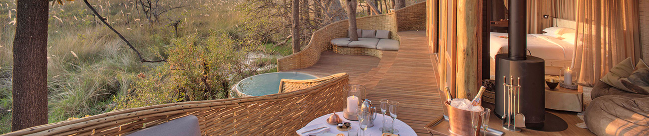 Sandibe Okavango Safari Lodge - Banner 2