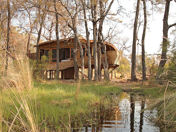 Sandibe Okavango Safari Lodge - Gallery 1
