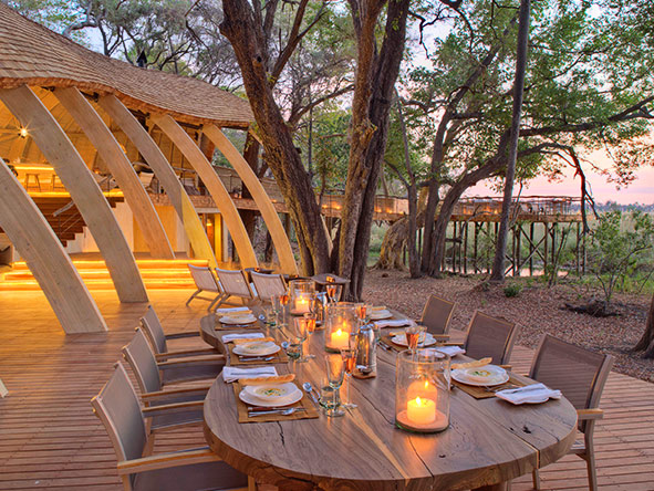 Sandibe Okavango Safari Lodge - Gallery 5