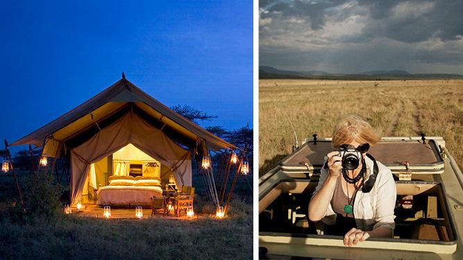 Where to go in Africa in November