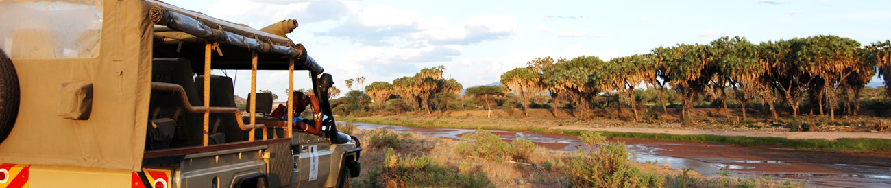 Kenya's Cultural Amboseli, Samburu & Mara - Banner