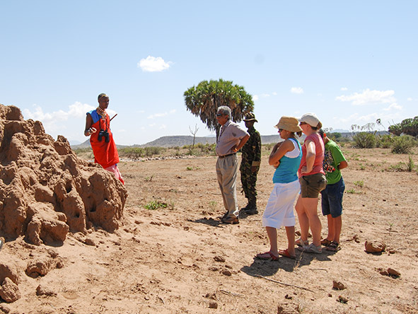 Kenya's Cultural Amboseli, Samburu & Mara - Gallery 5