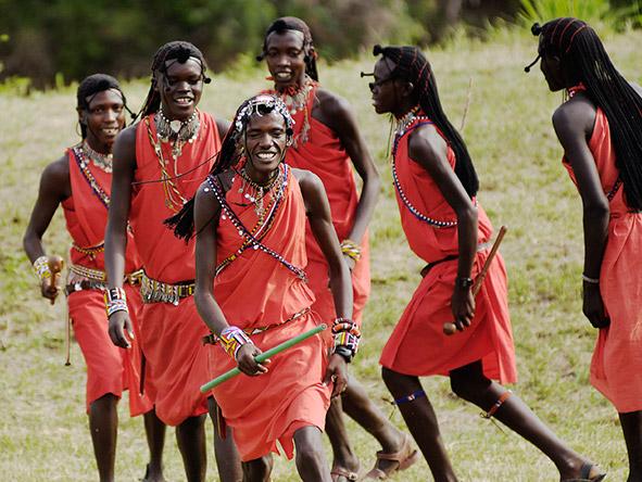 Kenya's Cultural Amboseli, Samburu & Mara - Gallery 9