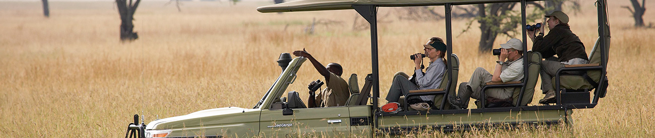 Authentic Luxury Safari & Beach Holiday - Banner 2