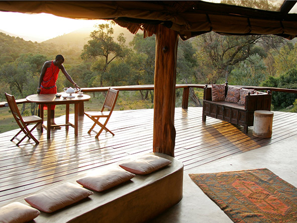 Kenya's Samburu & Mara Private Villas - Gallery 8