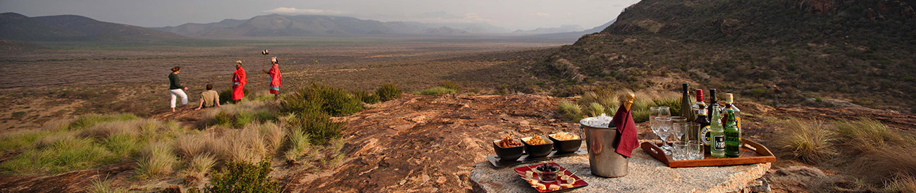 Kenya's Samburu & Mara Private Villas - Banner
