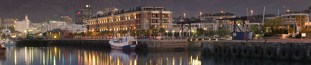 Cape Grace & Singita Honeymoon Retreat - Banner