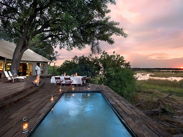 Expedition to Botswana's Selinda & Kalahari - Gallery 7