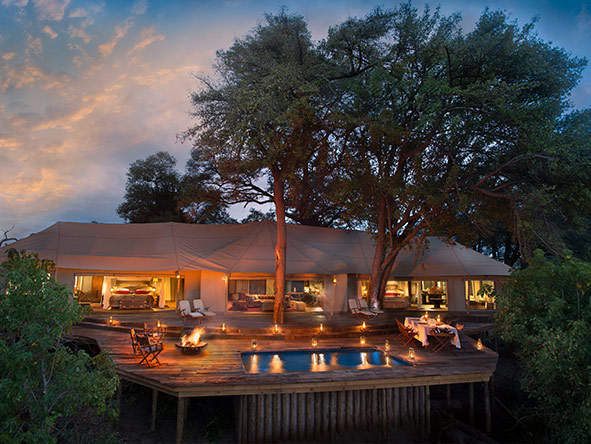Expedition to Botswana's Selinda & Kalahari - Gallery 8