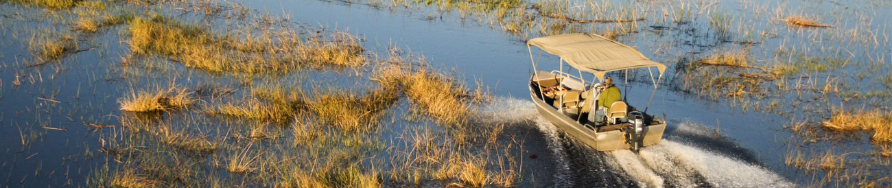 Okavango, Moremi & Savute Safari - Banner3