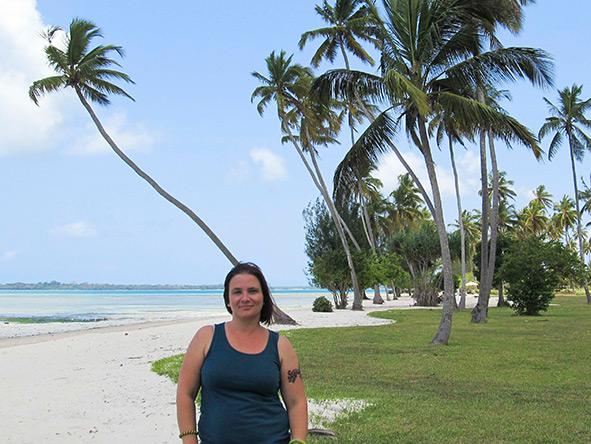 Anza Snyman - Zanzibar