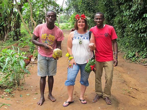 Anza Snyman - Spice Tour on Zanzibar