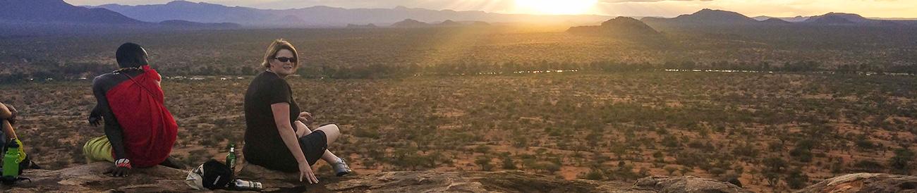 Ramona Rubach - Africa Safari Expert