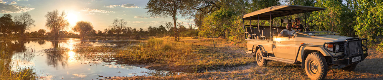 Botswana Luxury Safari - banner2