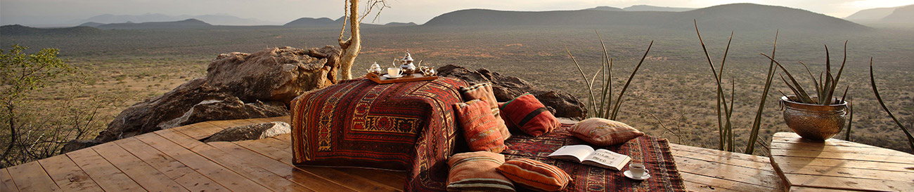 Luxury Kenya's Mara, Samburu & Beach - Banner1