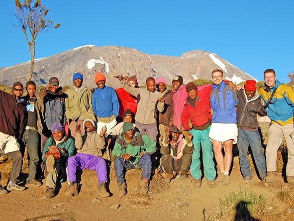 Kilimanjaro Trekking Machame - Gallery 7
