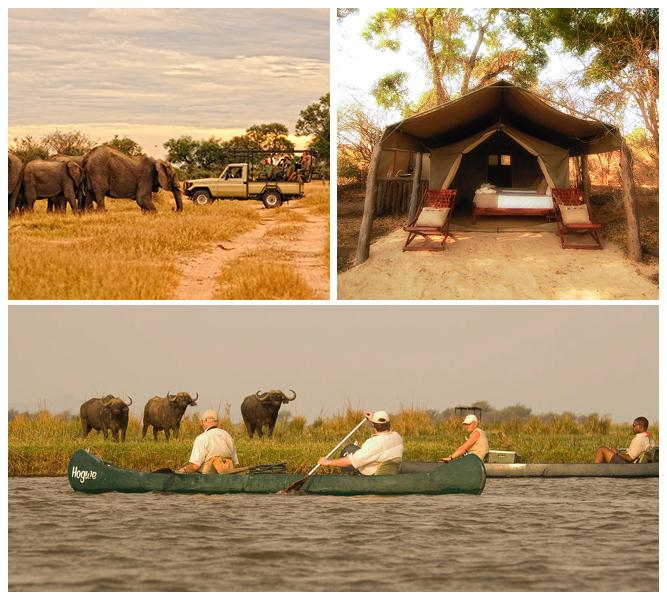 Top 3 Canoe & Kayak Adventures in Africa