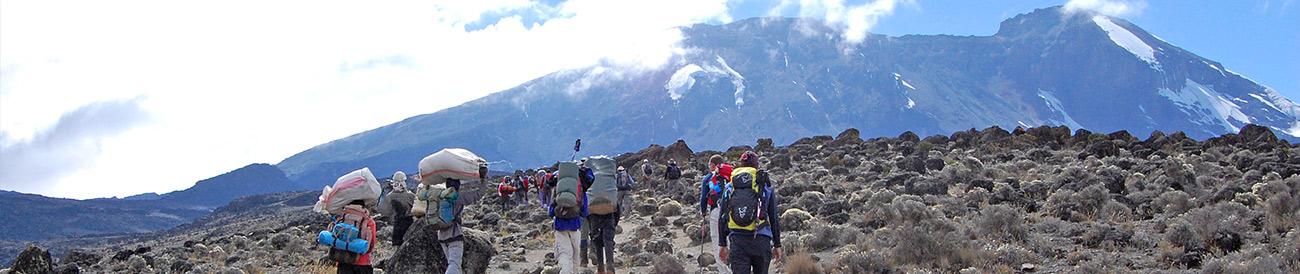 Kilimanjaro Trekking Machame - banner